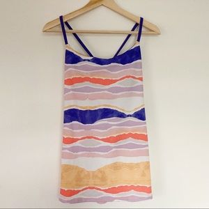 Lululemon Dancing Warrior Tank Top Size 8